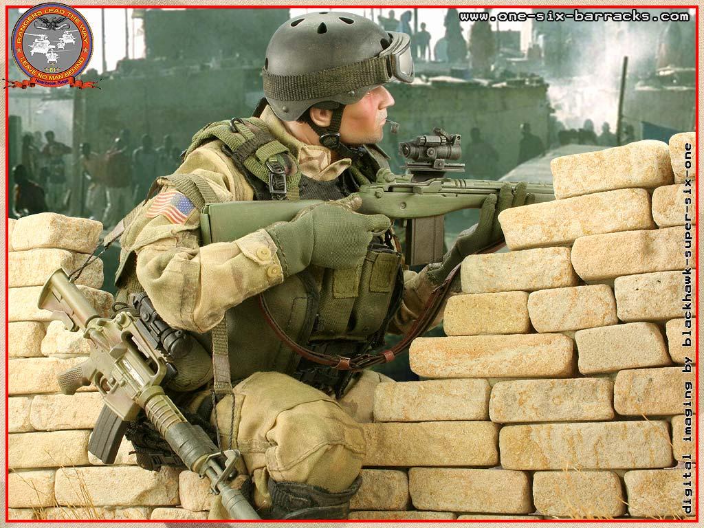 BHD DELTA FORCE M14-Sniper   M14 Sniper