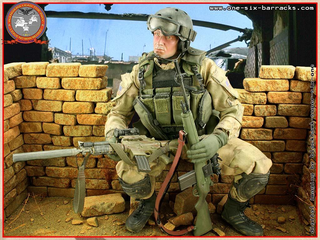 BHD: DELTA FORCE M14-Sniper M14 Wallpaper