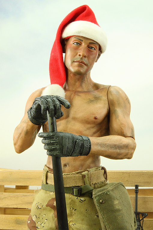 Jarhead Santa Pictures to Pin on Pinterest - PinsDaddy